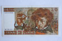Billet 10 Francs Berlioz type 1972 France