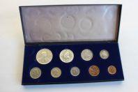 Coffret de monnaies Suisses 1967