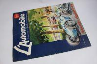 Revue l'Automobile numero speciale courses