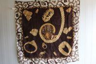 Foulard soie CARTIER vintage