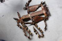 Harnais grelottière de cheval XVIIIe/XIXe siècle