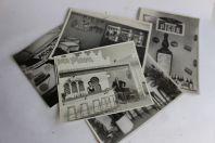 Cinq photos d'époques comptoirs PICON Suisse