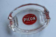 Cendrier verre aperitif PICON