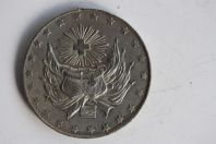 Médaille de tir Fédéral a Lausanne 1876