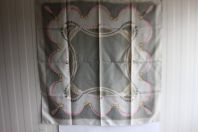 Foulard soie Les must de Cartier vintage