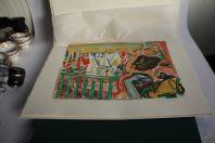 ANDRÉ PLANSON Lithographies originales 75 ex.