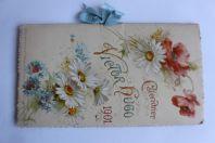Calendrier Victor Hugo 1901