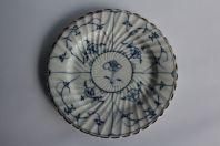 Ancienne petite assiette porcelaine Thuringe Allemagne