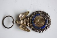Médaille militaire argent second Empire Louis Napoleon