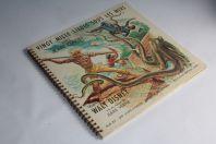 Livre avec vinyle 25 cm Vingt mille lieues sous les mers Jean Gabin 1966