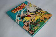 BD Album relié 8 fascicules Tarzan N°4 de 1976