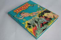 BD Album relié 8 fascicules Tarzan N°3 de 1973