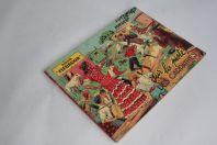 BD Album fleurdor Frédéri dans. sur la piste des carpathes EO 1954