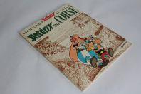 BD Astérix En Corse T20 de Goscinny et Uderzo EO 1973