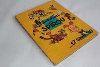 BD 4 aventures de Spirou et Fantasio André Franquin 1953