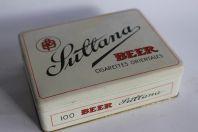 Boite cigarettes BEER Sultana