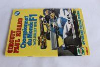 Programme 64e Grand Prix de France circuit Paul Ricard 1978