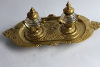 Grand encrier Bronze XIXe siècle