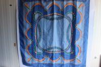 CARTIER foulard en soie