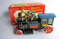 Jouet Modern Toys 3177 Smoky Locomotive