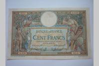 Billet 100 Francs Luc Olivier Merson type 1906 avec LOM