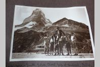 Album photos Cervin - Rothorn de Zinal 1929