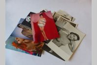 CPA lot de 16 cartes postale Pin-up