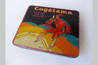 Boite cigarettes NESTOR FAUSTA luxe