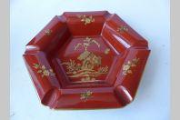 Cendrier porcelaine Limoges BERNARDAUD modèle SEOUL