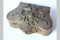 Boite a bijoux paysanne Napoléon III
