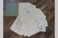 Portfolio dessins érotiques Roger TETSU