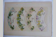 Estampe Décors pour marlis HENRY LAMBERT Art nouveau