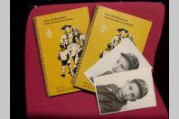 Cahier de notes et dessins de Scout 1962