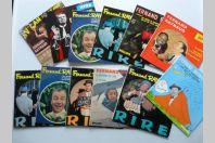 Ensemble Disque Vinyle 45T Fernand RAYNAUD