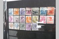 Ensemble timbres Italie