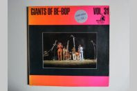 2 Disques Vinyl 33 tours Giants of BE-BOP Vol 31 Monkey Records MY 40031