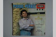 Disque Vinyl 45 tours Pierre PERRET Les Joiles Colonnies de Vacances 1966 EPL 8456