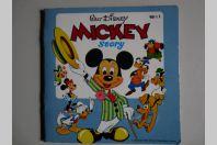 Disque Vinyl 45 tours Walt Disney MICKEY Story WD-1F
