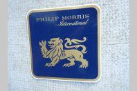 Autocollant Cigarettes PHILIP MORRIS International