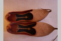 Chaussures orientales balgha babouches