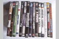 Lot DVD (x15)