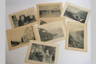 Ensemble Photo Paysages Suisses Suisse (x8)