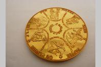 Médaille de vœux en Bronze DEVIGNE