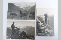 3 CP photo Suisse Berger montagne Bergen