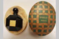 Flacon a parfum BACCARAT Le Dandy D'ORSAY Art deco