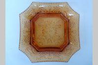 Assiette cristal PORTIEUX