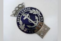 Insigne NAVY LEAGUE KEEP WATCH ligue naval Canada