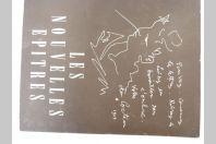 Livre Les nouvelles épitres 1945 / 1946 Jean Cocteau