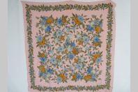 Grand foulard en soie CHRISTIAN DIOR
