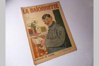 """Revue """" La Baïonnette   """" ( N°.149) 1918"""